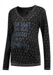 T-Shirt Cross Grey