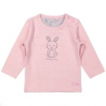 T-Shirt Bunny Pink Melee