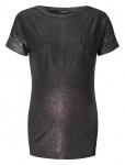 T-Shirt Glitter Black
