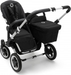 Bugaboo Donkey2 Duo Zilver Frame