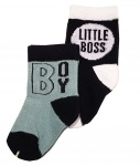 Sok 2-Pack Little Boss/Boy