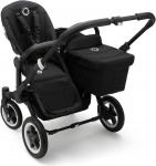 Bugaboo Donkey2 Duo Mix & Match Zwart Frame