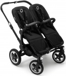 Bugaboo Donkey2 Twin Mix & Match Zwart Frame