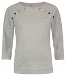 Sweater Nurs Grey Melange