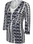 T-Shirt Morocca Tess Black Iris