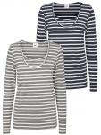 T-Shirt Lea Nell Stripe