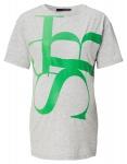 T-Shirt Print Light Grey