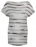 T-Shirt Arielle Grey Melange
