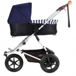 Mountain Buggy Urban Jungle Lux Inclusief Reiswieg