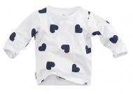T-Shirt Lilac Navy