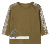 T-Shirt Lasom Burnt Olive