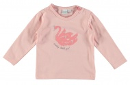 Babylook T-Shirt Feather