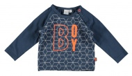 T-Shirt Boy Dark Denim