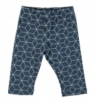 Broek Graphic Dark Denim