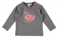 T-Shirt Swan Quilt Shade
