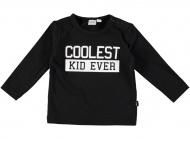 T-Shirt Coolest Black