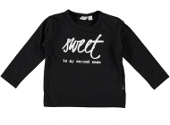 T-Shirt Sweet Black