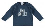 T-Shirt Broertje Dark Denim