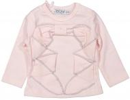 T-Shirt Bow Light Pink