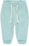 Broek Delucious Canal Blue