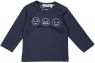 T-Shirt Smiley Navy
