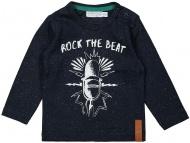 T-Shirt Rock Navy