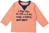 T-Shirt Skate Faded Orange
