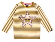 T-Shirt Stripe Yellow