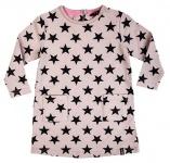 Jurk Stars Pink