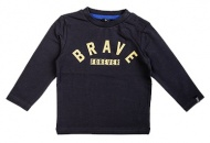 T-Shirt Brave Anthracite
