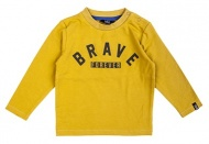 T-Shirt Brave Yellow