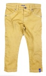 Broek Denim Yellow