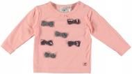 T-Shirt Bows Pink