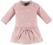 Jurk Print Pastel Pink