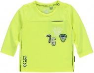 T-Shirt Maarten Neon Yellow