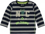 T-Shirt Mads Navy Stripe