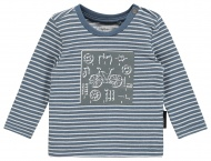 T-Shirt Trumann Indigo Blue