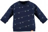 Sweatshirt Print Navy