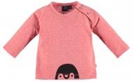 T-Shirt Print Pink Sorbet