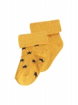 Sokjes 2-Pack Levi Stars Honey Yellow