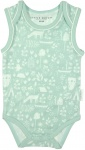 Romper Adventure Mint