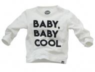 T-Shirt Nik Baby Cool Cream