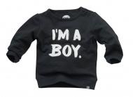 T-Shirt Nander Boy Anthracite