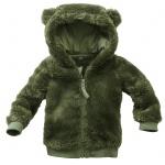 Vest Nicky Teddy Army Green