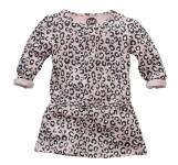 Jurk Namina Leopard Soft Pink