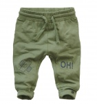 Broek Teuntje Oh! Army Green