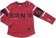 T-Shirt Born Red
