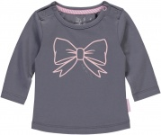 T-Shirt Zanna Grey Bow