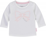 T-Shirt Zanna White Bow