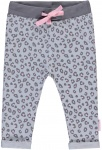 Broek Zarina Light Grey Leopard